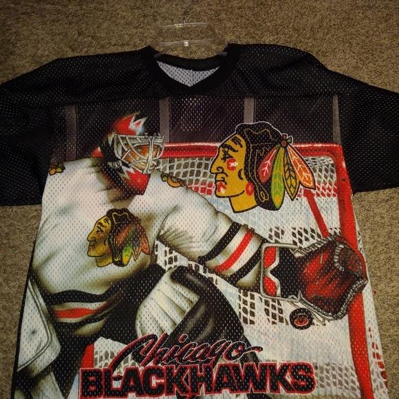 a00d5d0d5 CCM Other | Vintage Hockey Jersey Nhl Chicago Blackhawks | Poshmark